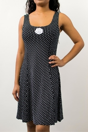 Mode Tricotto Spots - Front cropped