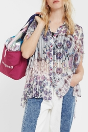 DESIGUAL Modena Top - Product Mini Image