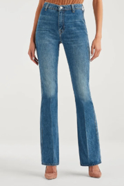7 For all Mankind Modern A Pocket Jeans - Front full body