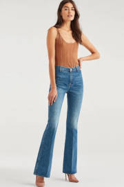 7 For all Mankind Modern A Pocket Jeans - Product Mini Image