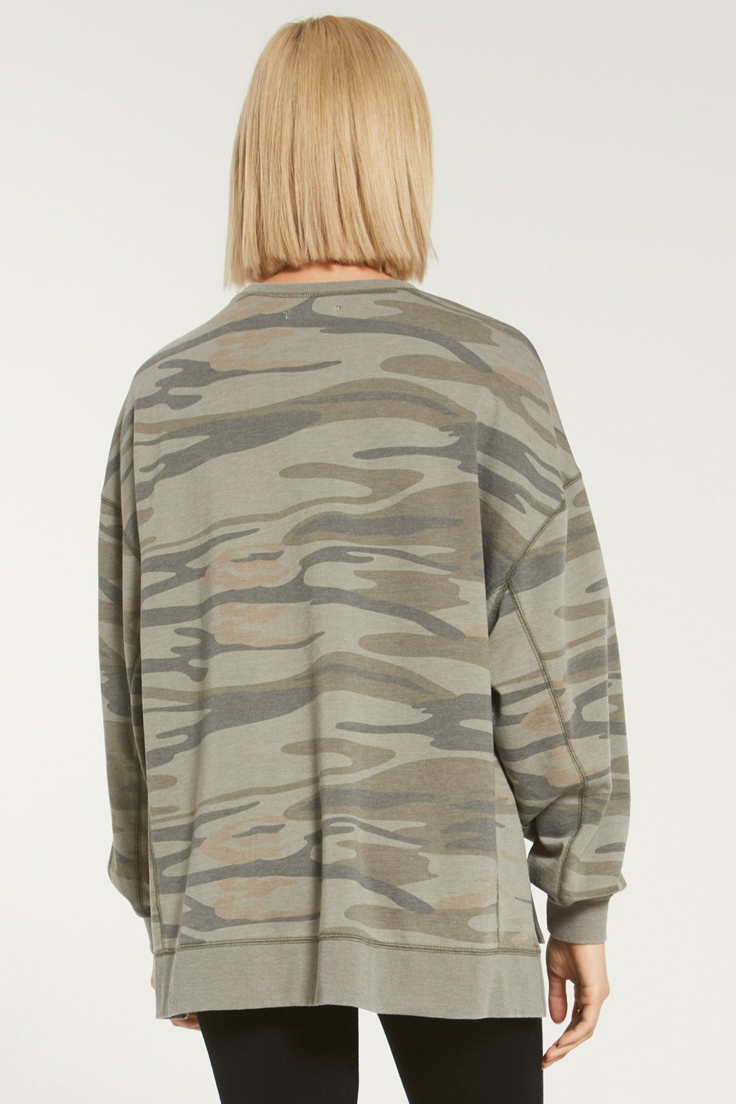 z supply Modern Camo Weekender - Back Cropped Image