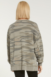 z supply Modern Camo Weekender - Back cropped