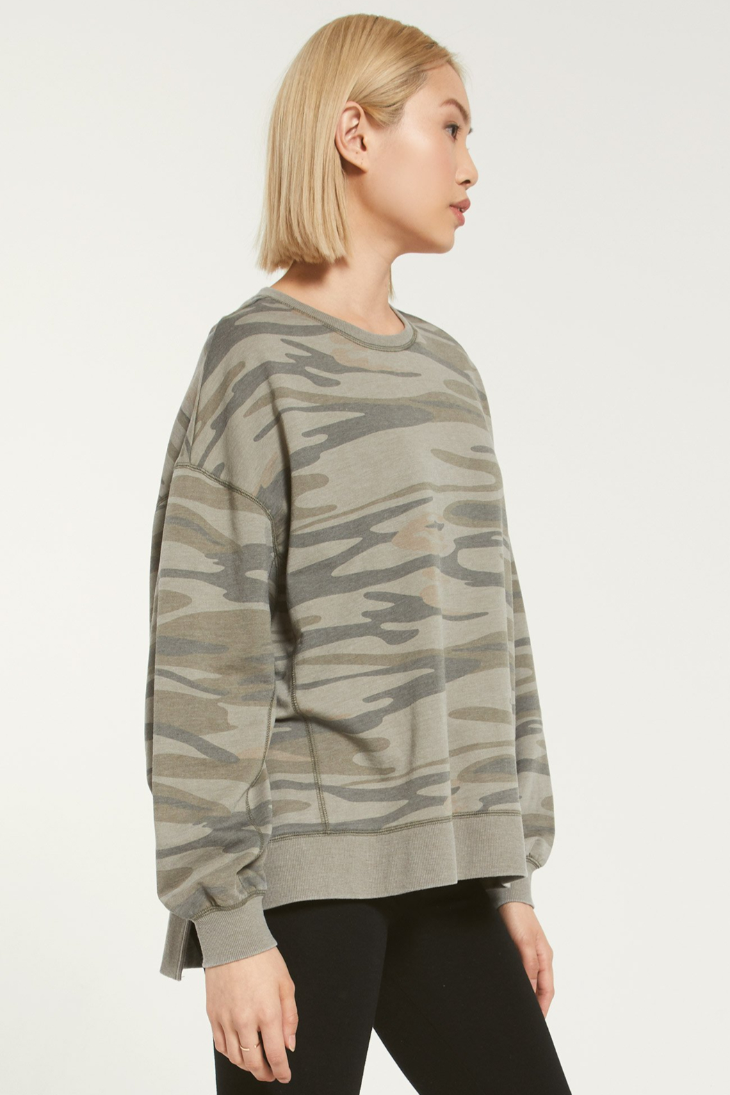 z supply Modern Camo Weekender - Front Full Image