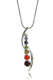 Sikara & Co. Modern Chakra Pendant - Product Mini Image