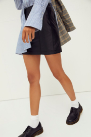 Free People Modern Femme Mini Skirt - Product Mini Image