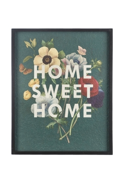Ganz Modern Floral Sayings Wall Decor - Product List Image