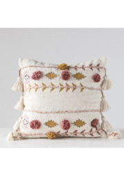Creative Co-Op Modern Gypsy Pillow - Product Mini Image
