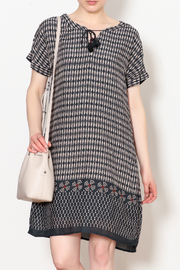 Dylan by True Grit Modern Gypsy Short Sleeve Dress - Product Mini Image