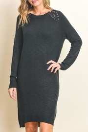 Le Lis Modern Knit Dress - Product Mini Image
