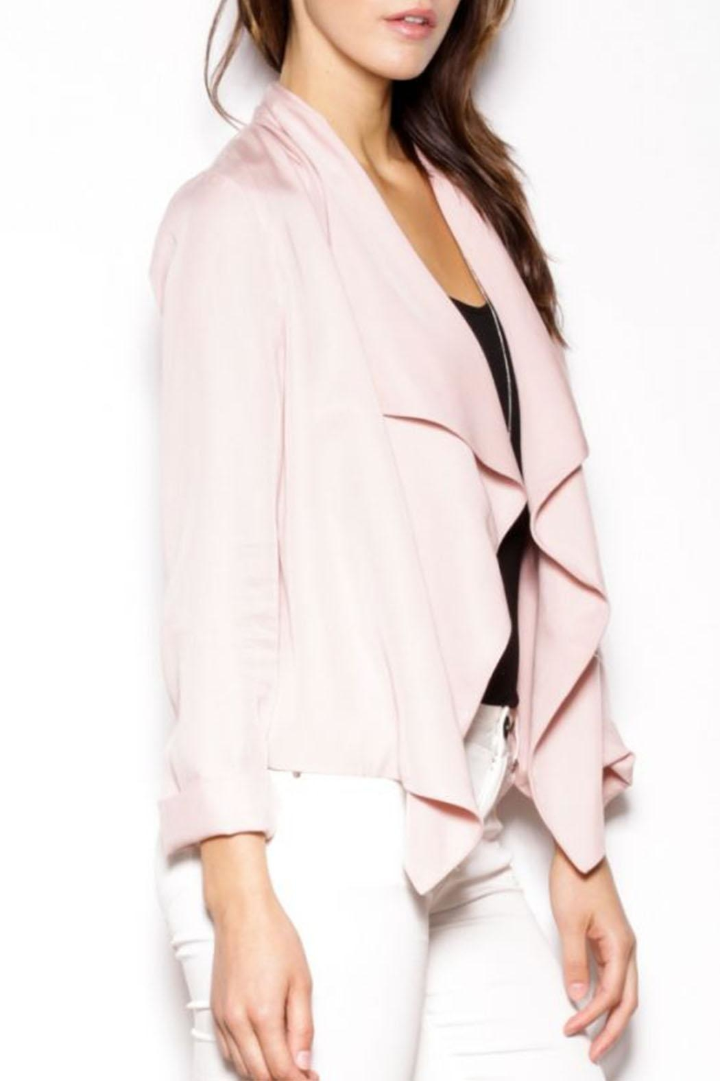 Pink Martini Collection Modern Love Jacket - Side Cropped Image