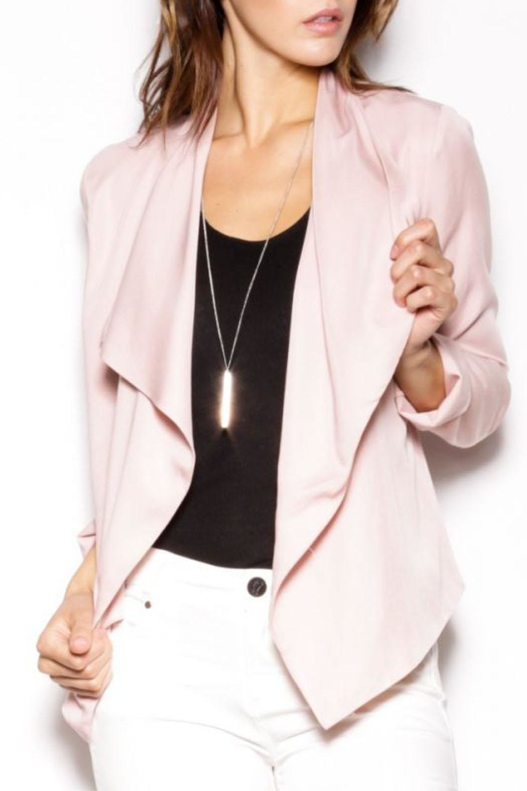 Pink Martini Collection Modern Love Jacket - Front Full Image