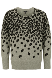 Tribal  Modern Moss  Sweater - Front cropped