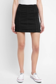 Free People Modern Skirt Black - Product Mini Image