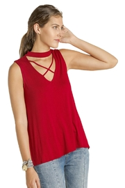 Modern Emporium Criss Cross Top - Product Mini Image
