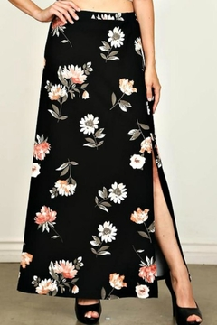 Modern Emporium Floral Skirt - Product List Image
