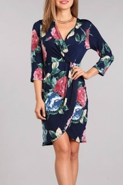Modern Emporium Midi Floral Dress - Product Mini Image