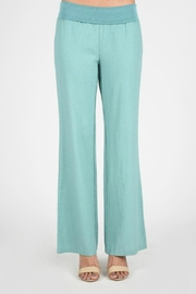 Modern Emporium Soft Linen Pants - Product Mini Image