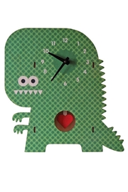 Modern Moose Dino Pendulum Clock - Product Mini Image