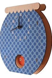 Modern Moose Fishbowl Pendulum Clock - Product Mini Image
