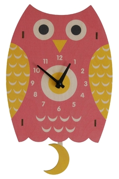 Shoptiques Product: Hand-Crafted Pendulum Clock