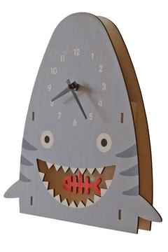 Modern Moose Shark Pendulum Clock - Alternate List Image