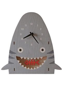 Modern Moose Shark Pendulum Clock - Product List Image