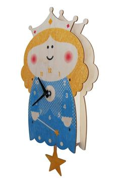 Modern Moose Princess Pendulum Clock - Alternate List Image