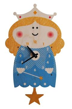 Modern Moose Princess Pendulum Clock - Product List Image