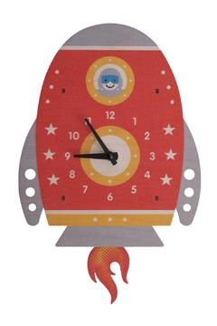 Modern Moose Spaceship Pendulum Clock - Product List Image