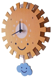 Modern Moose Sunshine Pendulum Clock - Product Mini Image