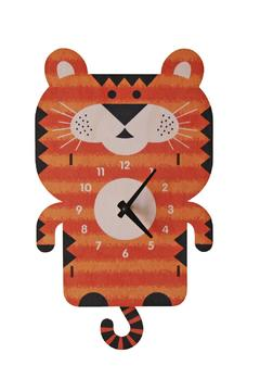 Modern Moose Tiger Pendulum Clock - Product List Image