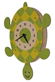 Modern Moose Turtle Pendulum Clock - Product Mini Image
