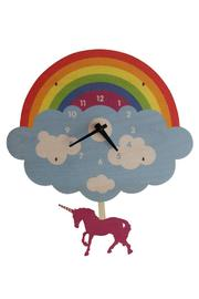 Modern Moose Unicorn Pendulum Clock - Product Mini Image