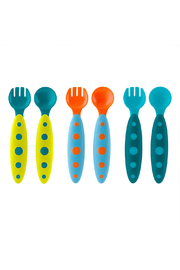 boon by Tomy ModWare Toddler Utensils - Front cropped