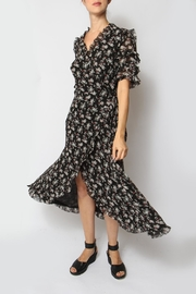Just Female Moe Floral Dress - Front cropped