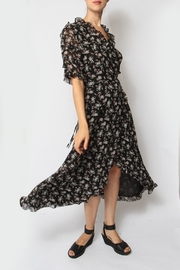 Just Female Moe Floral Dress - Side cropped