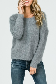 Pretty Little Things Mohair Knotted Sweater - Product Mini Image
