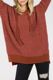 POL Mohair Pullover Dress - Product Mini Image