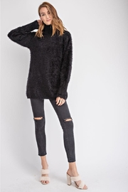 easel Mohair Turtleneck Sweater - Product Mini Image