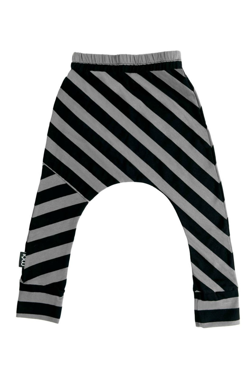 Moi Baggy Pants Stripes - Main Image