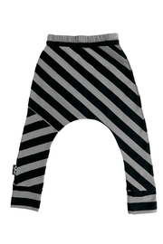 Moi Baggy Pants Stripes - Front cropped