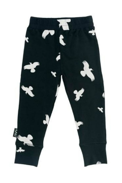Shoptiques Product: Leggings - Black Raven