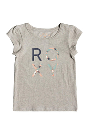 Roxy Girl Moid Graphic T-shirt - Front cropped