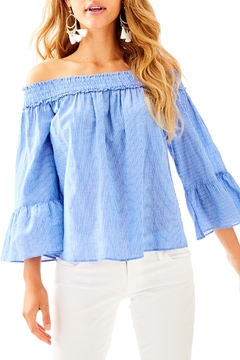 Lilly Pulitzer Moira Top - Product List Image