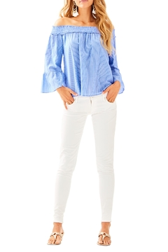Lilly Pulitzer Moira Top - Alternate List Image