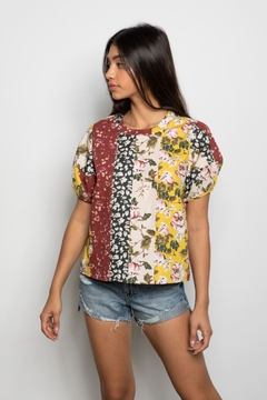 DRA Clothing Mojito Top - Alternate List Image