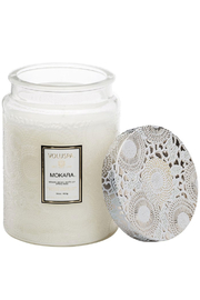 Voluspa Mokara Large Jar Candle - Product Mini Image