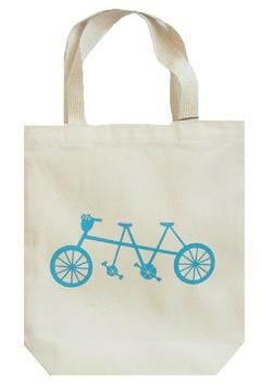Moko & Co Handmade Bicycle Tote - Alternate List Image