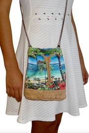 'olu'olu By Bliss Hawaii Mokulua Micro-Bucket Bag - Product Mini Image