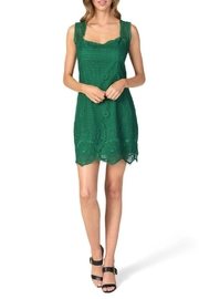 Cupcakes & Cashmere Mollie Lace Dress - Front full body
